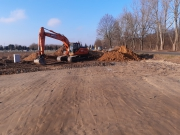 Oleśnica Bypass Construction Under Way