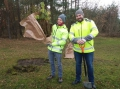 Budimex plants 200 trees in Bialystok